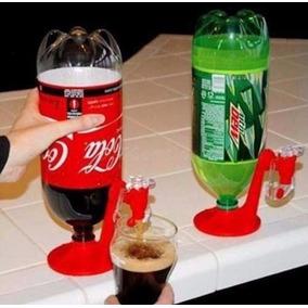Dispenser Suporte Torneira Refrigerante Agua Garrafa P
