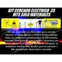 Cerco Electrico Kit 35 Mts Solo Materiales Listo De Instalar