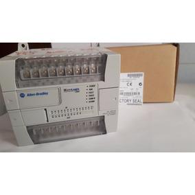 Plc Micrologix 1200, 1762- L24bwa, Allen- Bradley