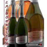 Espumante Champagne Putruele Extra Brut Envios Sin Cargo