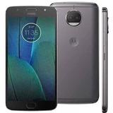 Motorola G5s Plus Xt1805 32gb 4gb Ram 100% 0riginal+capa+pe