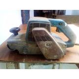 Lijadora Industrial Makita Belt Sander Modelo 9401 940w 350m