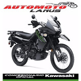 Kawasaki Klr 650 Negro 0km 2017 Automoto Lanus
