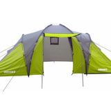 Carpas Camping 6 Personas Con Comedor Gibsons