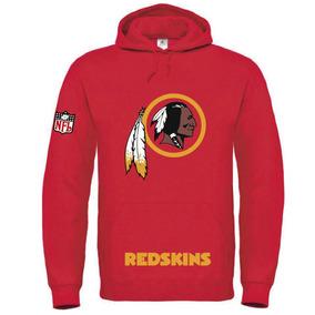 Sudadera Nfl Washington Redskins Vinil Textil Excelente. 03824632c2d