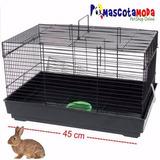 Jaula Para Conejo Miniatura Con Bandeja Talla S