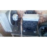 Motor De Refrigeración Cava Cuarto Cooperland 2hp.3hp Usado
