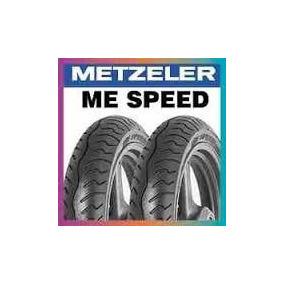 Cubierta Metzeler 130/70/17 Tl Mespeed Twister Bajaj Olcoz M