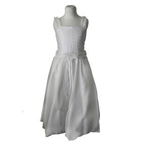 Solero Comunión Keiky House Vestido Blanco - Sol