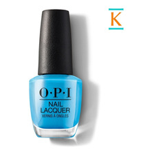 Esmalte Opi Nail Lacquer No Room For The Blues 15ml