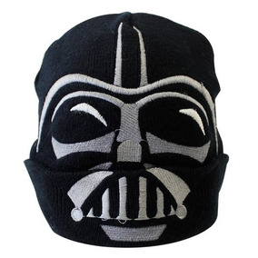Beanie Infantil Niño Disney Star Wars D Darth Vader