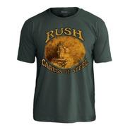 Camiseta Rush Caress Of Steel