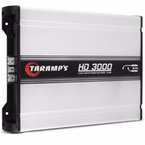 Modulo Taramps Hd 3000w Rms 1 Canal 2 Ohms