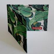 Pangea  Siempre Verde   Billetera De Tyvek