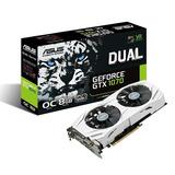 Asus Geforce Gtx 1070 O8gb Dual-fan Oc Edition 4k - 1797 Mhz