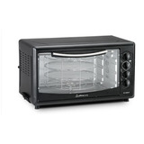 Horno Electrico Ultracomb 66lts Grill Spiedo Y Pizza Kit