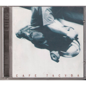 Cd Café Tacvba - Avalancha De Exitos ( Mexico) Warner 1996