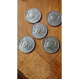 Moneda De Plata De 50 Centavos Año 1950 Unc