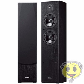 Par Caixa Acústica Torre Home Theater Yamaha Ns-f51 Kadu