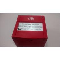 Acionador Manual Endereçavel Modelo Cpa 660001 Numens