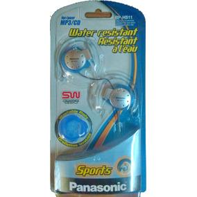 Audifonos Originales Panasonic Hs11 Resistente Agua Lavables