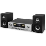 Receiver Concert One Raveo Phono Aux Fm Cd Mp3 Usb Bluetooth