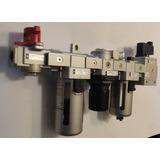 Filtro Regulador Lubricador Valvula Aire Comprimido Frl