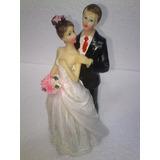Topo De Bolo Casamento Noivinhos Noivos Enfeite Frete Grátis