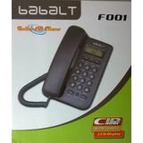 Teléfono Fijo Identificador Llamadas Excelente Calidad
