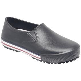 Sapato Enfermagem - Sapatos Preto no Mercado Livre Brasil 37f1946d9e