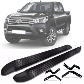 Estribo Lateral Toyota Hilux 2016 2017 2018