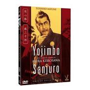 Yojimbo / Sanjuro - Dvd Duplo - Toshirô Mifune - Kurosawa