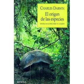 Libro: El Origen De Las Especies - Charles Darwin - Pdf