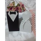 01 Caixinha Para Bem Casado Noivinhos1,10 Cada