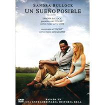 Dvd Un Sueño Posible ( The Blind Side ) 2009 - John Lee Hanc