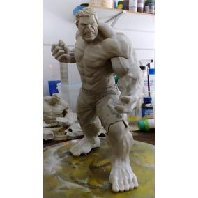 Kit Incrivel Hulk 26cm Resina