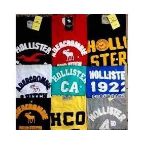 Camisetas Kit C/ 10 Camisetas Camisas Bordada Atacado