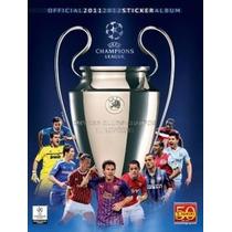 Estampas Sueltas 2011-2012 Uefa Champions League Panini