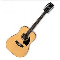 Guitarra Acustica Ibanez Natural 12 Cuerdas Pf1512-nt