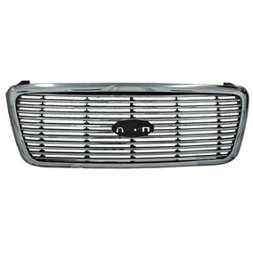 Parrilla Ford Pick Up 2007-2008 Limited Cromo Lineas Rld