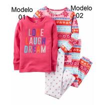 Pijama Carters De Niñas Originales Talla 5t