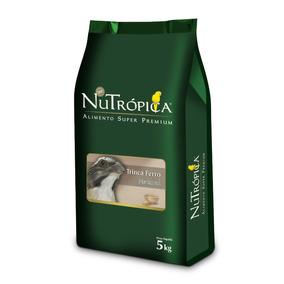 Ração Premium Nutrópica Para Trinca-ferro Natural 5kg