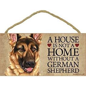 Una Casa No Es Un Hogar Sin Pastor Alemán - 5