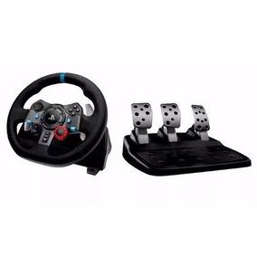 Volante Joystick Logitech G29 Driving Force Ps4 Ps3 Pc