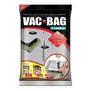Bolsa Al Vacío Para Ropa Vac Bag Combo ( Bolsas + Bomba)