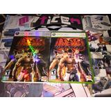 Tekken 6 Xbox 360 . Venta O Cambio ;)