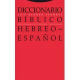 Diccionario Bíblico Hebreo-español - Luis Alonso Schökel