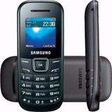 Celular Samsung E1205 Preto E Branco - Envio Imediato