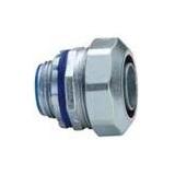 Conextube Conector 3/4 Metalico Con Tuerca Pack 150 Unidades