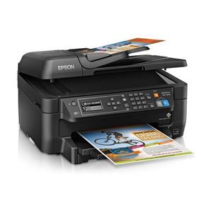 Impresora De Sublimación Epson Wf-2650 Con Sistema De Lujo